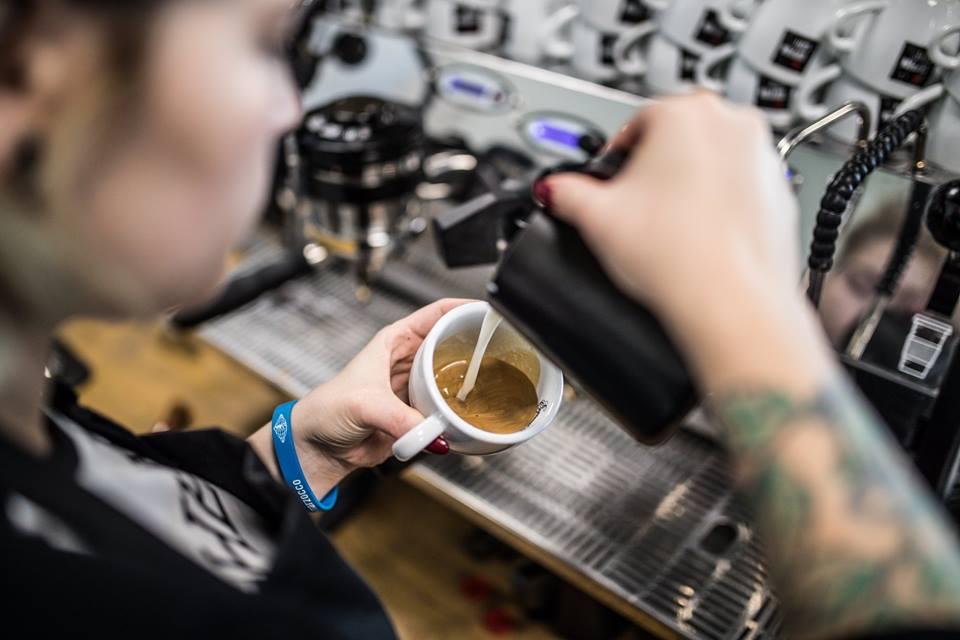 goppion caffe latte art talianska kava